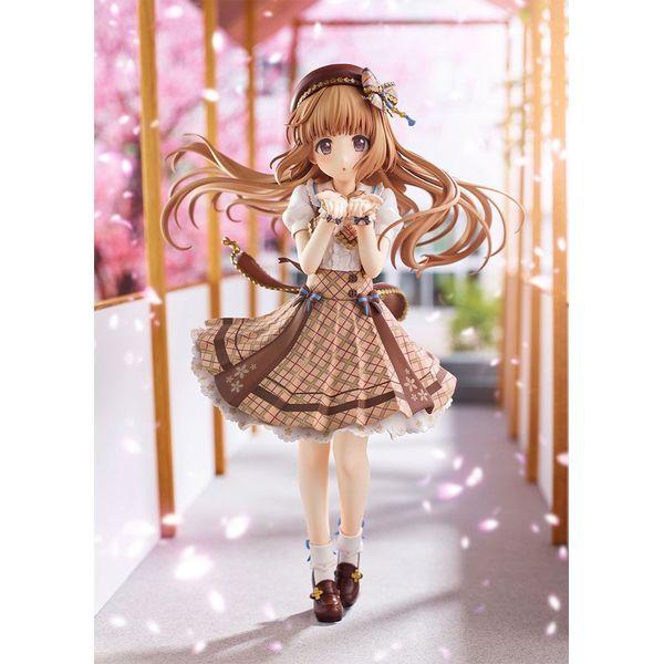 Figura Yoshino Yorita Blooming In Spring Ver The Idolmaster Cinderella Girls