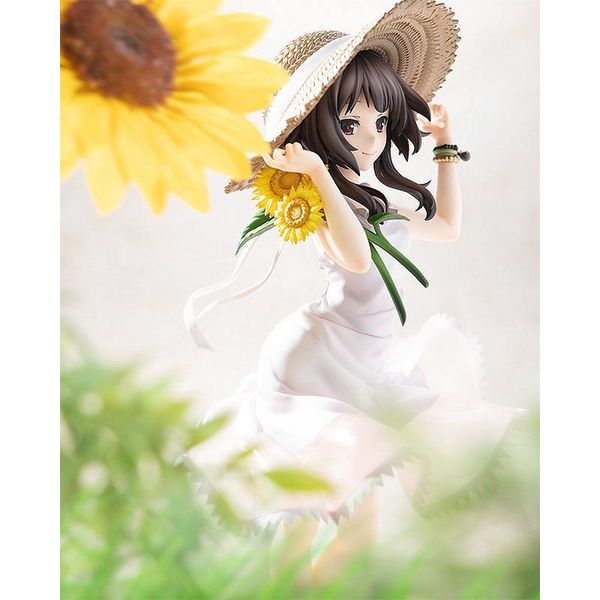 Figura Megumin Sunflower One Piece Dress Ver Konosuba Kono Subarashii Sekai ni Syukufuku Wo