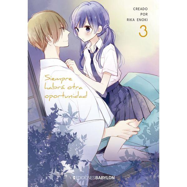 Siempre Habrá Otra Oportunidad #03 Manga Oficial Ediciones Babylon
