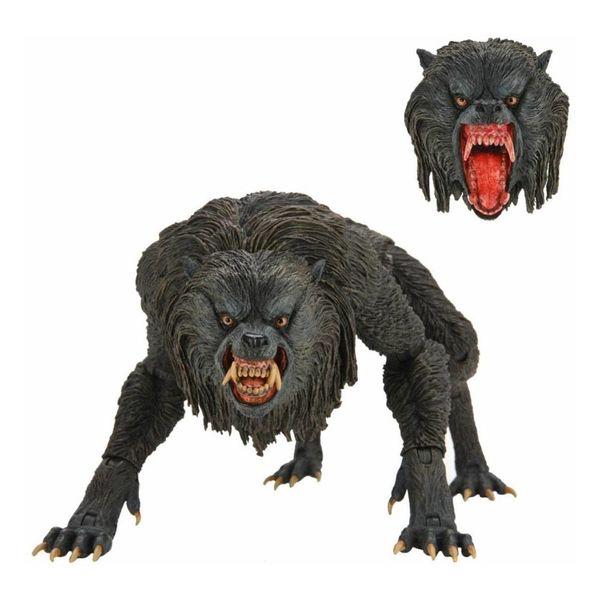 Figura Ultimate Kessler Werewolf Un Hombre Lobo Americano en Londres