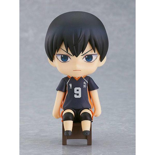 Haikyu!! To the Top Figura PVC Nendoroid Swacchao! Tobio Kageyama 10 cm