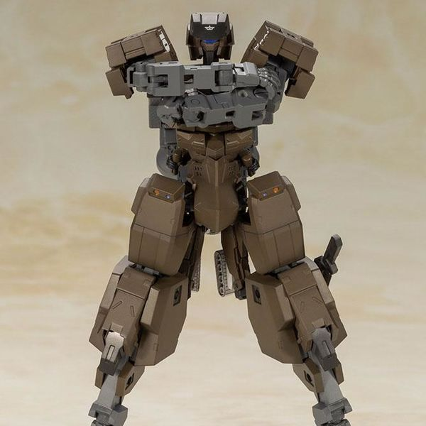 Model Kit Gourai with Jinrai Armor Frame Arms Girl