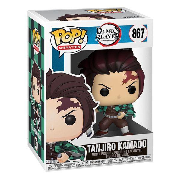 Funko Tanjiro Kamado Kimetsu No Yaiba POP! Animation 867