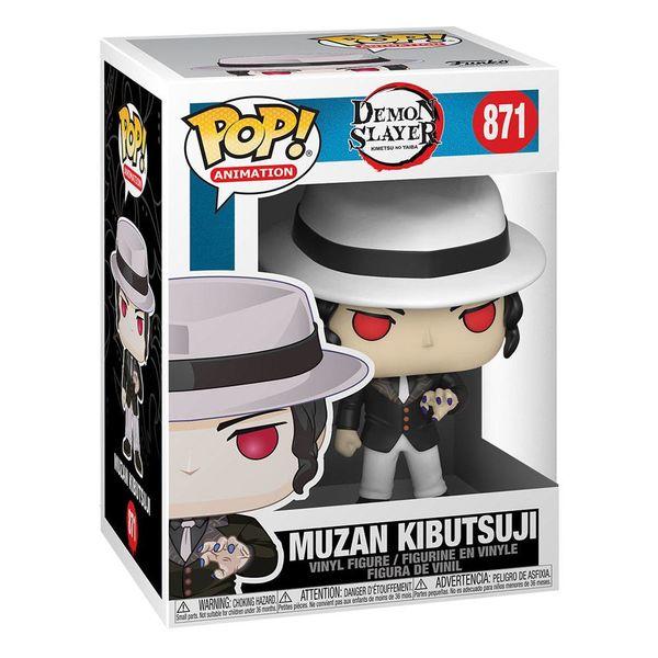 Funko Muzan Kibutsuji Kimetsu No Yaiba POP! Animation 871