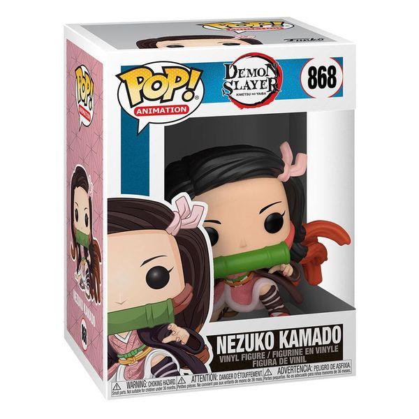 Funko Nezuko Kamado Kimetsu No Yaiba POP! Animation 868