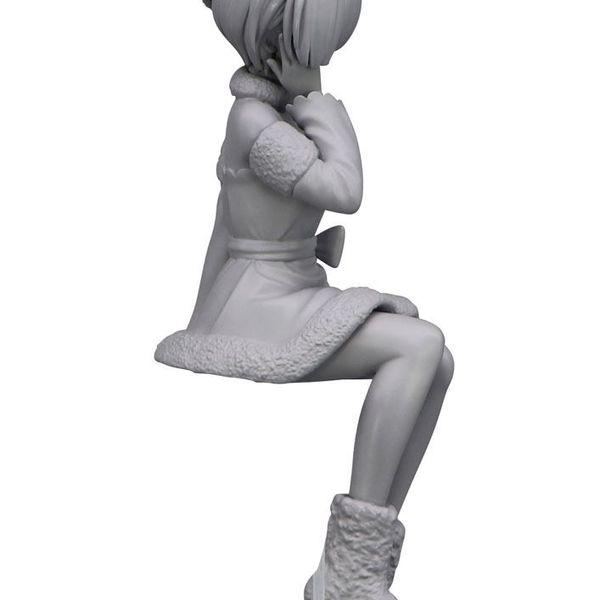 Figura Rem Snow Princess Re Zero Noodle Stopper