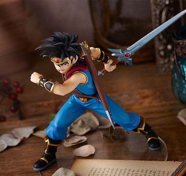 Figura Dai Dragon Quest The Legend of Dai Pop Up Parade