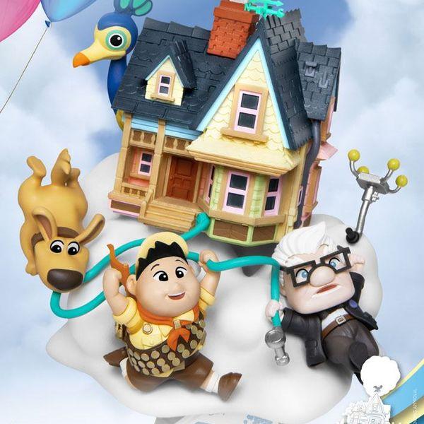Figura Up Disney Pixar D-Stage