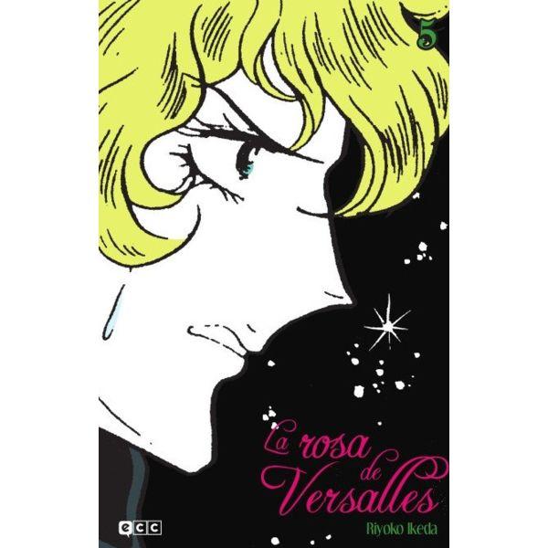 La Rosa de Versalles #05 Manga Oficial ECC Ediciones