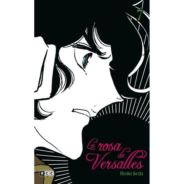 La Rosa de Versalles #07 Manga Oficial ECC Ediciones