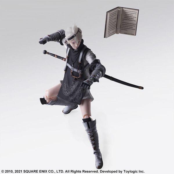 Figura Nier Young Protagonist NieR Replicant ver.1.22474487139... Bring Arts