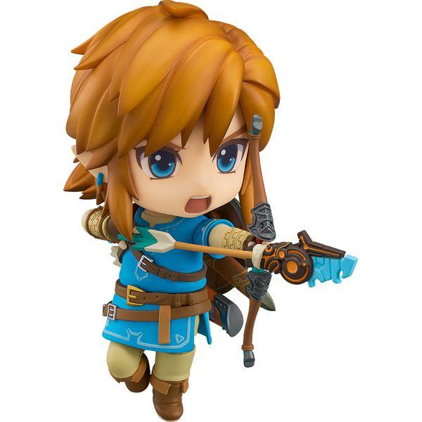 Figura The Legend of Zelda Breath of the Wild - Link - Nendoroid ...