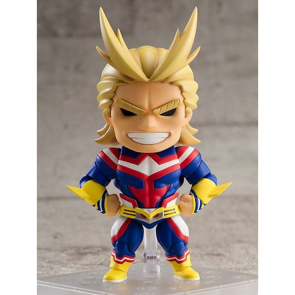 Nendoroid 1234 All Might My Hero Academia