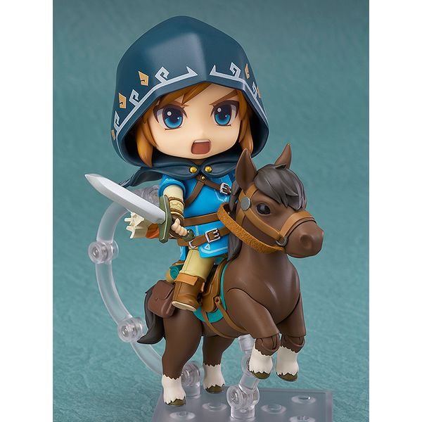 Nendoroid 733 DX Link DX Edition The Legend of Zelda Breath of the Wild