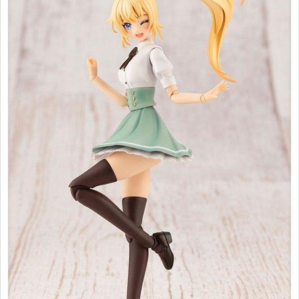 Model Kit Ritsuka Saeki High School Summer Clothes Original Character