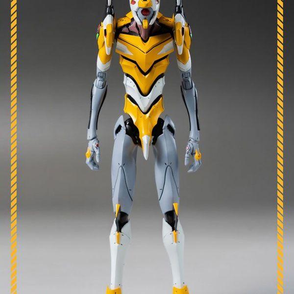 Proto Type 00 Figure Evangelion New Theatrical Edition Robo Dou