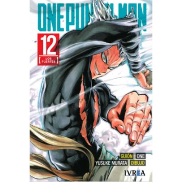 One Punch Man #12 Manga Oficial Ivrea