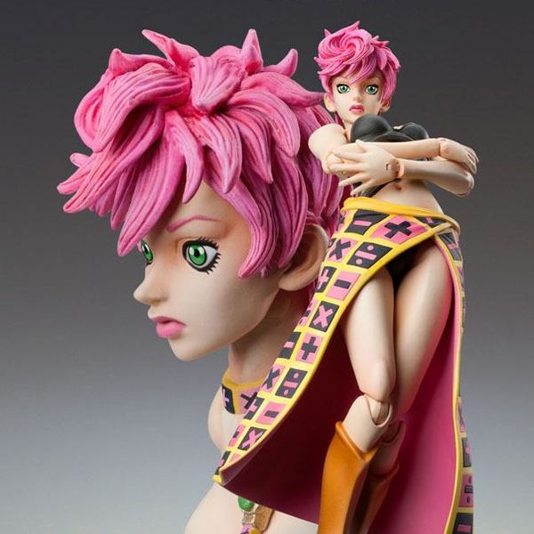 Figura Trish Una JoJo s Bizarre Adventure Super Action Chozokado