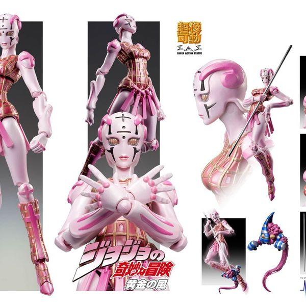 Figura Spice Girl JoJo s Bizarre Adventure Super Action Chozokado