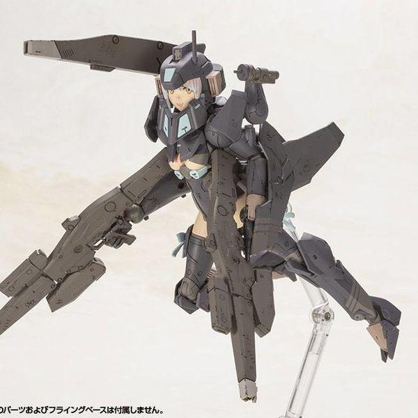 Model Kit Shadow Tiger Frame Arms Girl