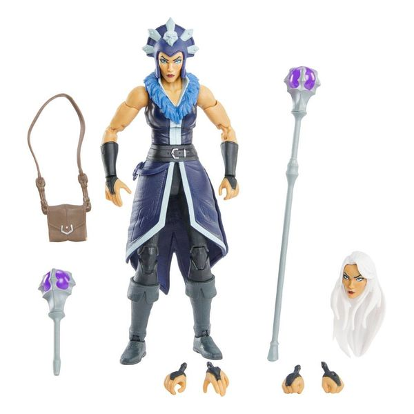Evil Lyn Figure Masters of the Universe Revelation Masterverse