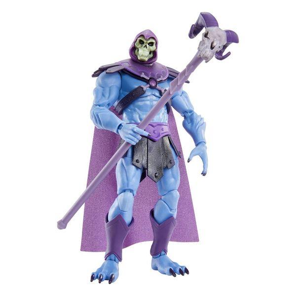 Figura Skeletor Masters of the Universe Revelation Masterverse
