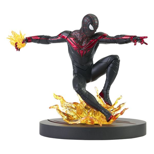 Figura Miles Morales Spider-Man Marvel Gamerverse Gallery