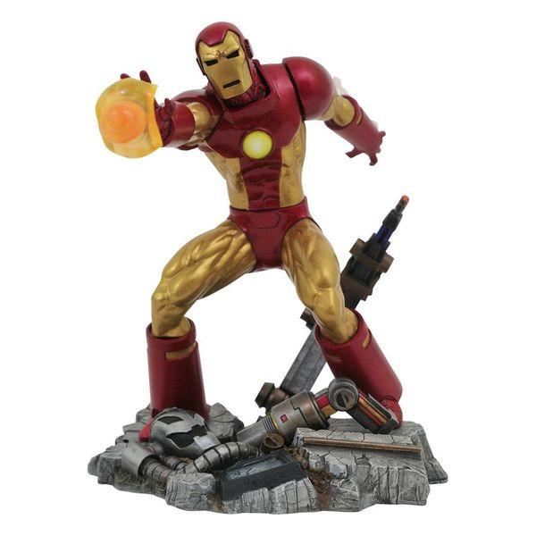 Figura Iron Man Mark XV Marvel Comic Gallery