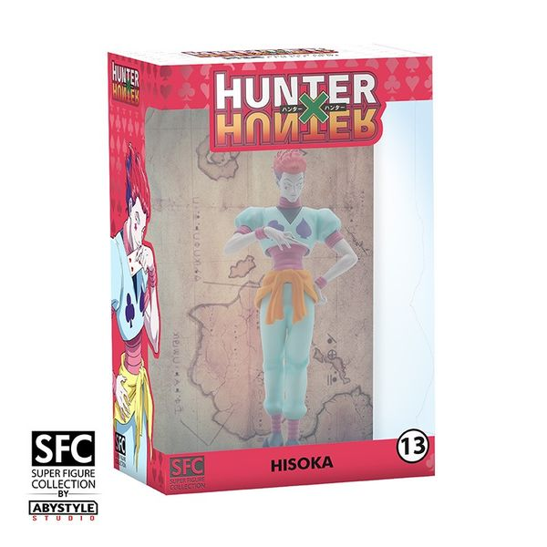 Hisoka Figure Hunter x Hunter SFC