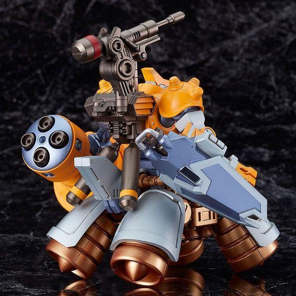 Model Kit Blodia Riot Cyberbots Full Metal Madness Moderoid