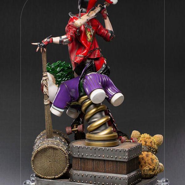 Estatua Harley Quinn DC Comics Legacy Prime Scale
