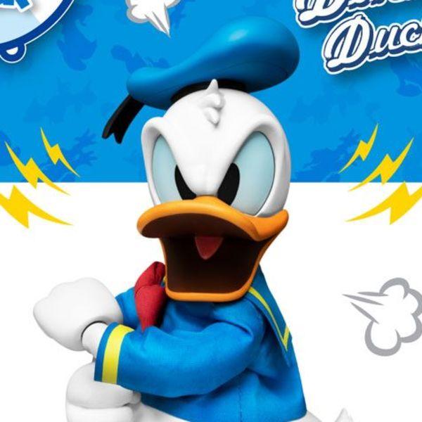 Figura Pato Donald Classic Version Disney Dynamic 8ction Heroes