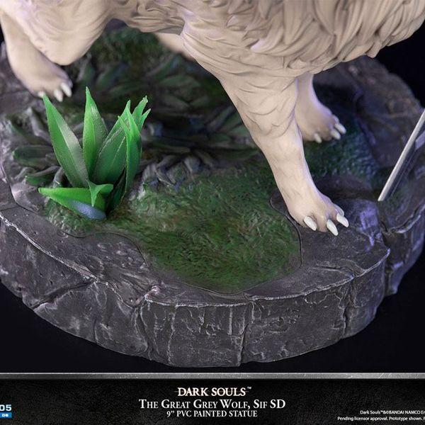 Figura The Great Grey Wolf Sif Dark Souls