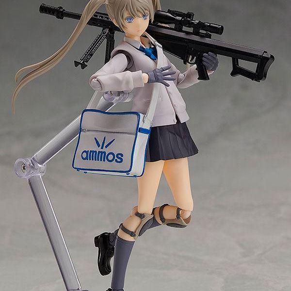Teruyasu Maria Figma SP-106 Little Armory