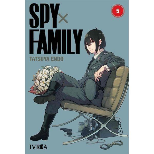Spy X Family #05 Manga Oficial Ivrea