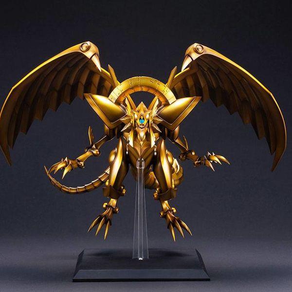 Figura The Winged Dragon of Ra Egyptian God Yu Gi Oh