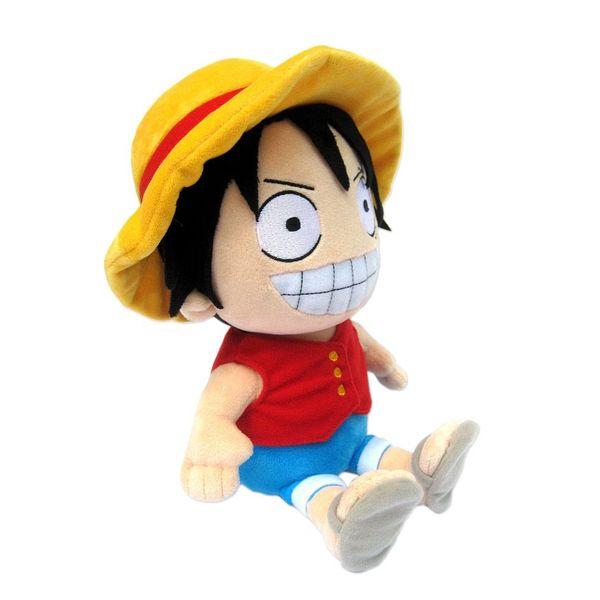 Monkey D. Luffy One Piece Plush 32 cm