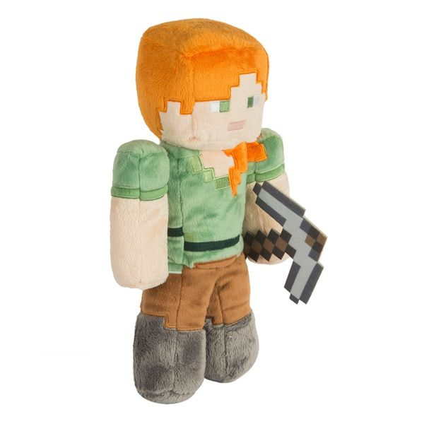 Plush Toy Alex Minecraft 30 cm