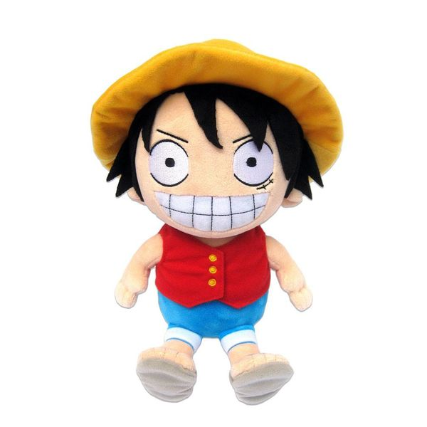 Peluche Monkey D. Luffy One Piece 32 cm