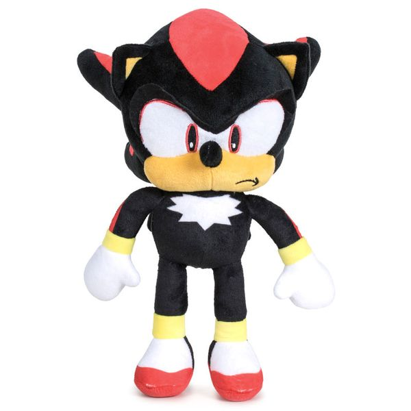 Peluche Shadow Sonic The Hedgehog 30cm