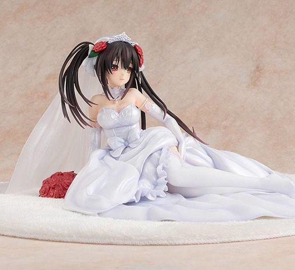Figura Kurumi Tokisaki Wedding Dress Ver Date A Live