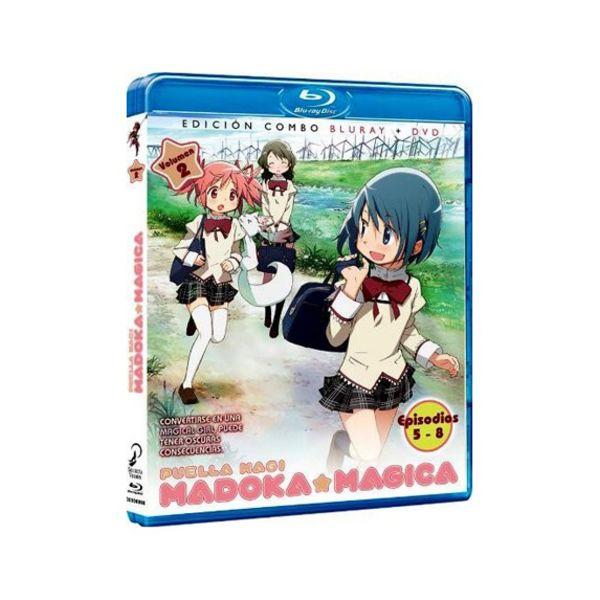 Puella Magi Madoka Magica Vol.2 Bluray