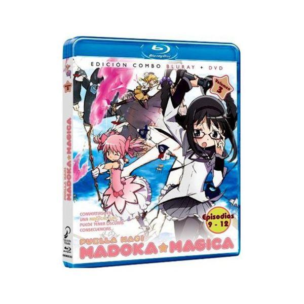 Puella Magi Madoka Magica Vol.3 Bluray
