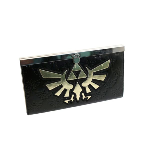 Monedero Trifuerza Logo The Legend Of Zelda