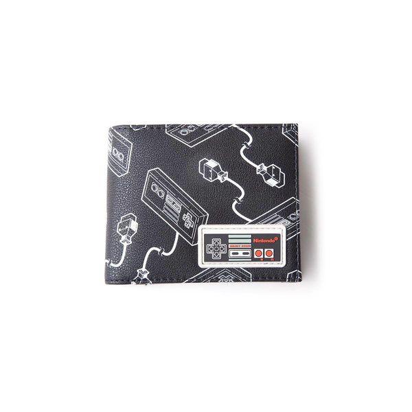 NES Controller Wallet Nintendo