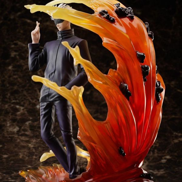 Figura Gojo Satoru Unlimited Curses Jujutsu Kaisen F:Nex