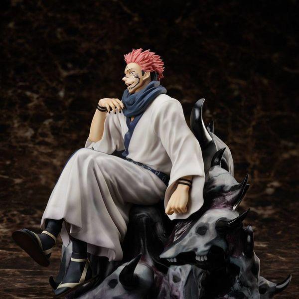 Figura Sukuna Ryomen King Of Curses Jujutsu Kaisen F:Nex