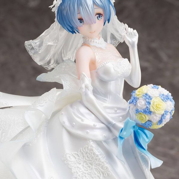 Figura Rem Wedding Dress Ver Re Zero Starting Life in Another World F:Nex