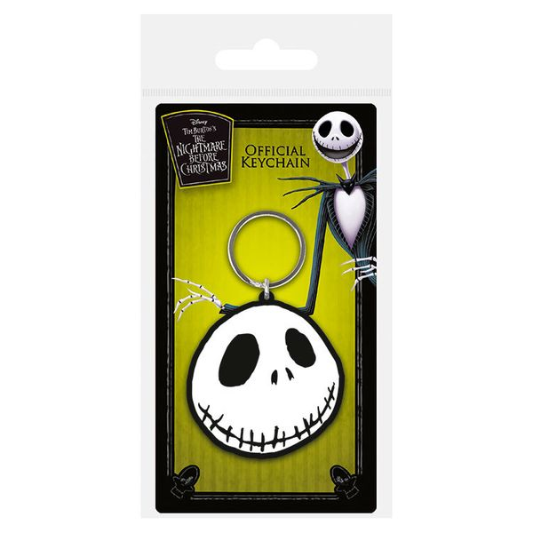 Jack Skellington Keychain Nightmare Before Christmas