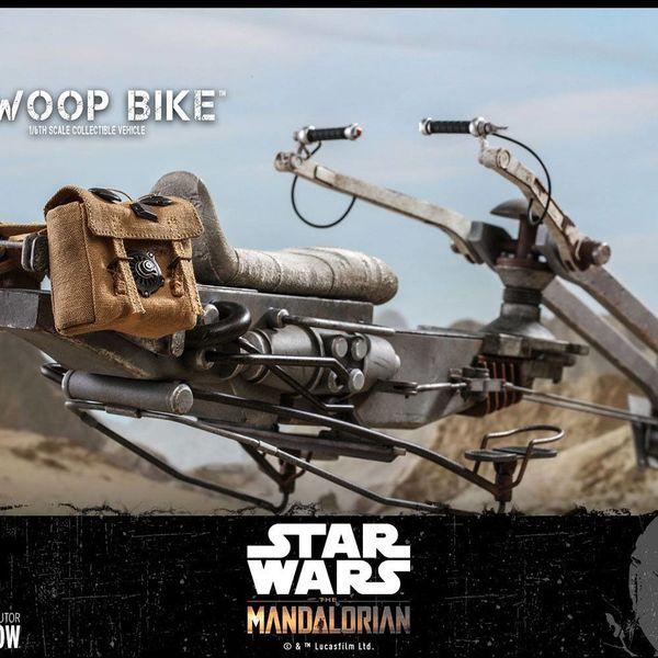 Figura Vehiculo Swoop Bike Star Wars The Mandalorian Hot Toys